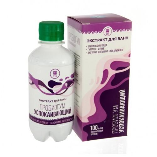 Купить Экстракт Пробиогум для ванн «Успокаивающий» Арго